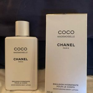 Coco Mademoiselle Body Lotion